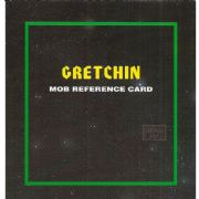 Gretchin Mob Reference Card from Warhammer 40,000 2nd Edition